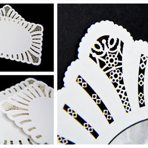 Papershapers lace  montage